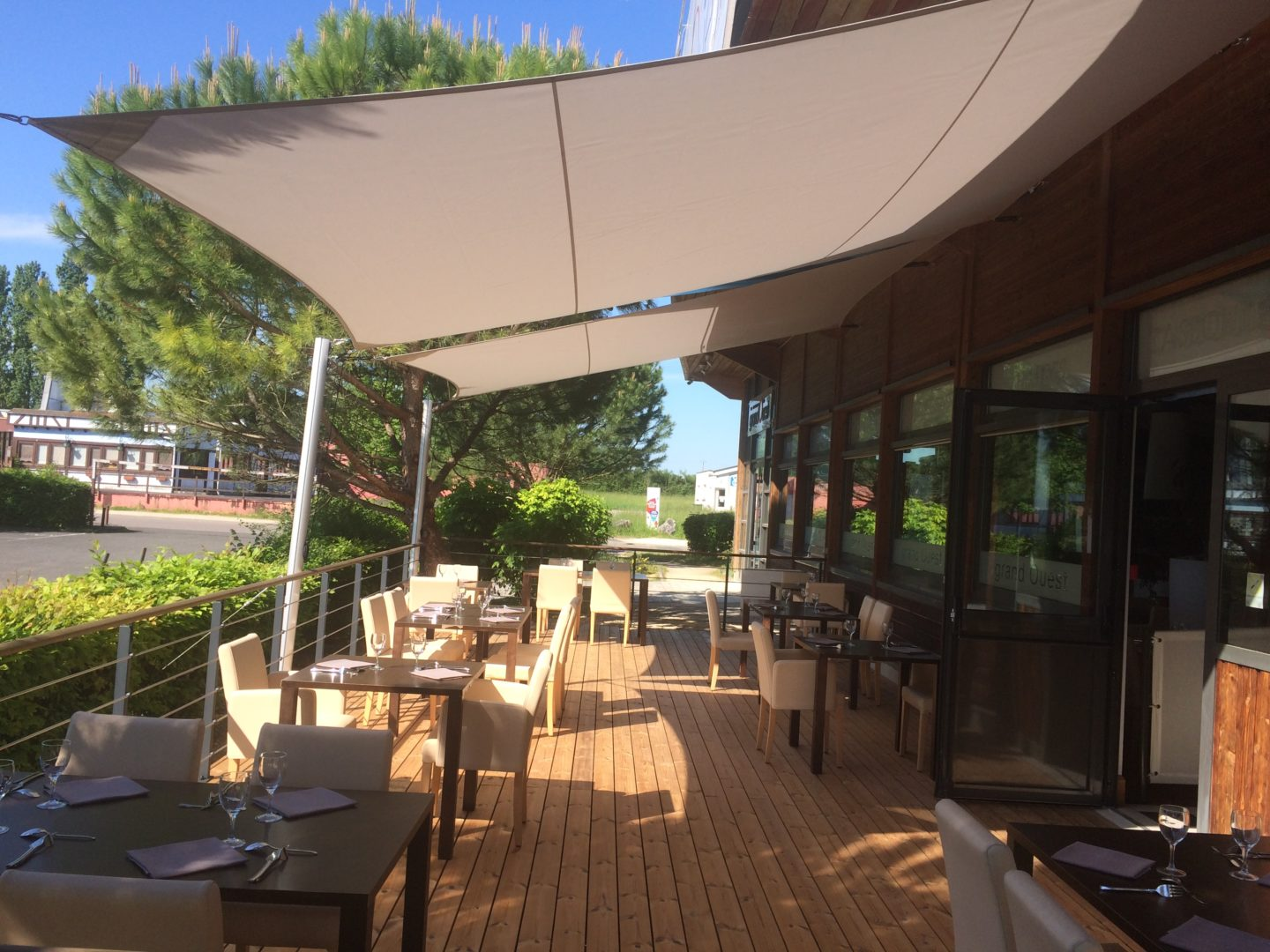 Terrasse mobilier GO - 2 - Le Grand Ouest