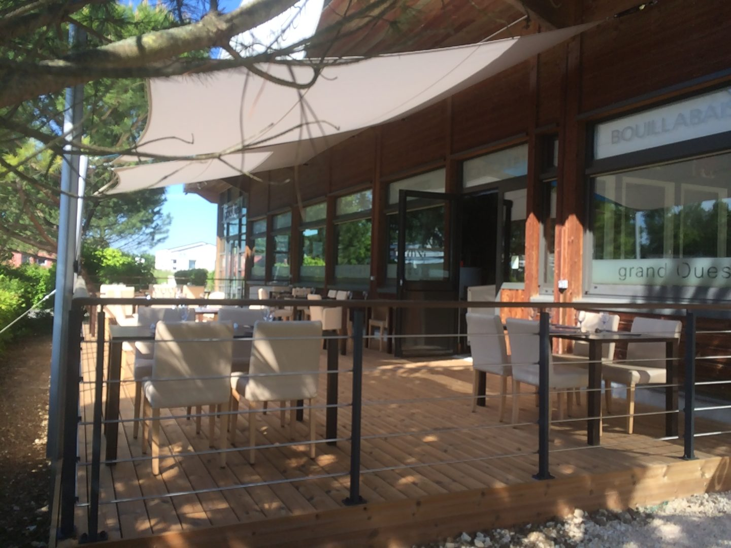 Terrasse mobilier GO - 5 - Le Grand Ouest